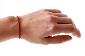 Kabbalah Red String Lana Para 5. Brazalete Hilo Rojo Cábala