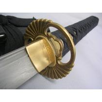 Espada Samurai Kazumi Fulltang 100% Funcional Damascus