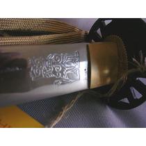 Espada Kill Bill Novia Filo Maximo Fulltang Piel De Raya Au1