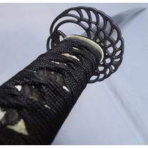 Katana Crane Full Tang 100% Funcional Musashi Espadas Dagas