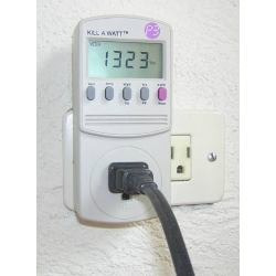 Kill A Watt - Monitor Del Uso De Electricidad, Haz Dinero