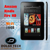 Nuevo Amazon Kindle Fire Hd 7 16gb Wi-fi Modelo Sept 2012