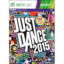 Just Dance 2015 Kinect Xbox 360 Nuevo Blakhelmet Sp