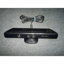 Sensor Kinect En Color Negro Para Xbox 360,tal Y Como Lo Ves