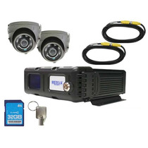 Kit Movil Meriva Mm232kit Dvr 2 Camaras Mc301 Gps 32gb +c+