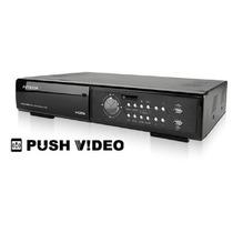 Avtech Dvr 4ch / Full 960h / 1 Entrada Push Video / Push St
