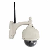 Camara De Seguridad Con Vision Nocturna Resistente Al Agua