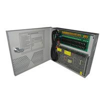 Fuente De Poder18 Canales 12 Vcd 10 Amp. Autoprotección