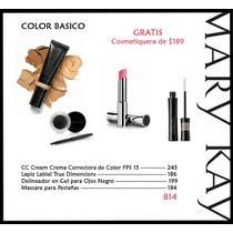 Paquete De Color Basico Mary Kay Envio Gratis