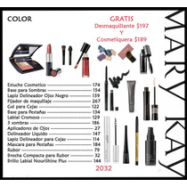 Paquete De Color Mary Kay Envio Gratis