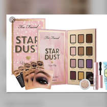 Too Faced Star Dust By Vegas Nay Paleta , Primer , Rimmel Y