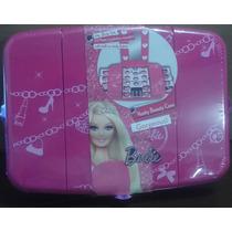 Set Tipo Tocador De Barbie Para Niñas Original Con Luz