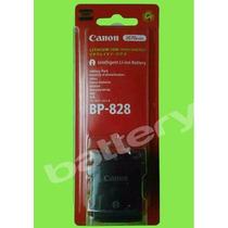 Bateria Pila Canon Bp-828 P Camara Xa25, Xa20, Xa10