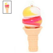 Hot Topic Brillo Vanilla Sprinkles Swirl Ice Cream Lip Gloss
