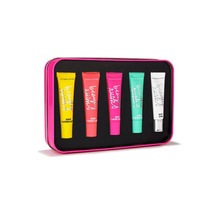 Estuche Lip Gloss Victorias Secret Pink Set De Regalo Lata
