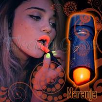 Labial Neon Glow In The Dark Party Fiesta Antro