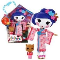 Lalaloopsy Yuki Kimono Sew Magical Sew Cut