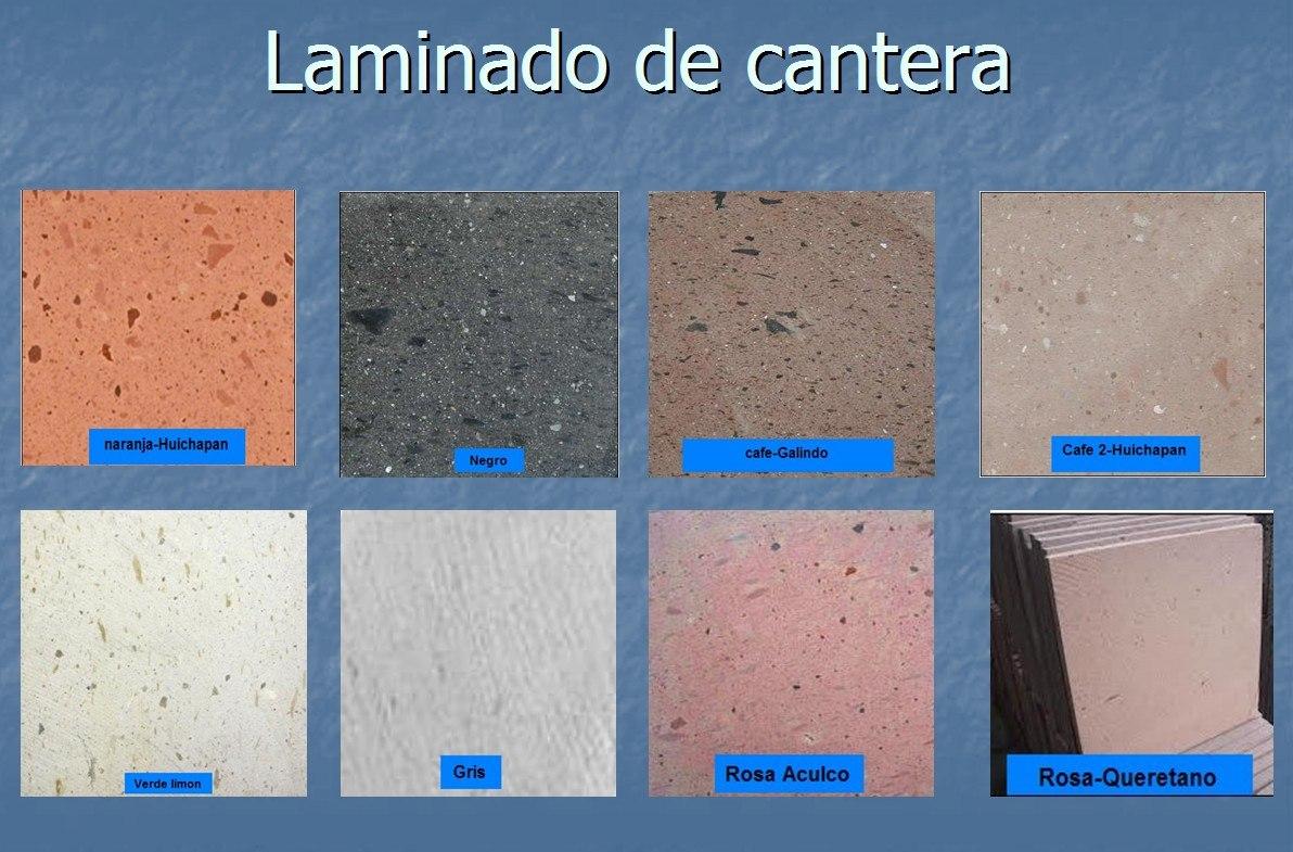 Canteras for Cual es el color piedra