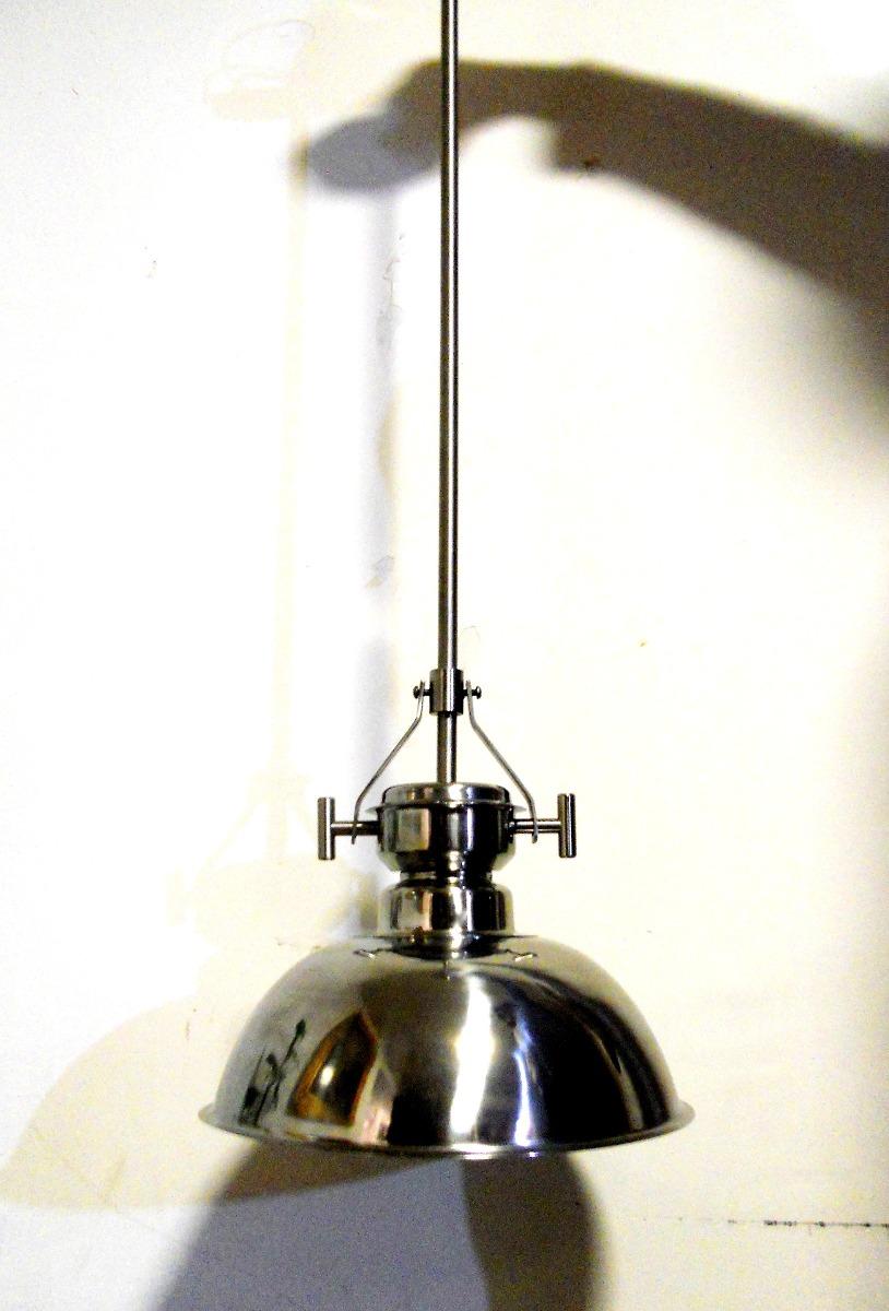 L mpara industrial colgante dise o vintage antigua 1 en mercadolibre - Lampara industrial vintage ...