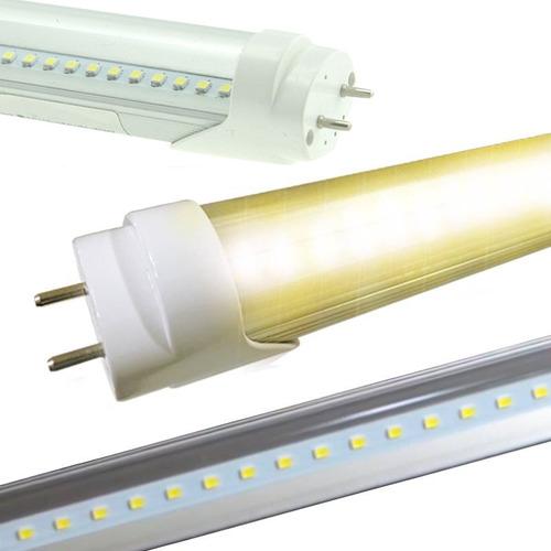 L mpara tubo t8 led 22 watts blanco calido en - Lampara tubo led ...