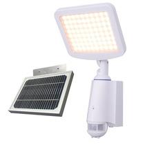 Reflector Solar Inteligente 80 Leds Lámpara Solar Hm4