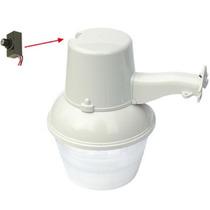 Lámpara Urbana Led 30w Tipo Industrial Fotocelda Automática