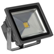Reflector Led Luz Blanca Exterior 20w 50000 Hrs Envio Gratis