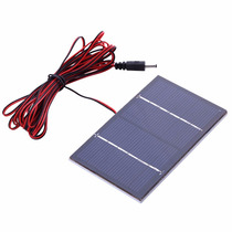 Kit Solar Con Foco Electronico