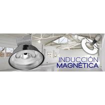 Lampara High Bay Inducción Magnética 200w, 120-277v,