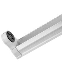 Porta Lampara Tubo Led 120 Cm G13 Bipin Aluminio Jwj B42619