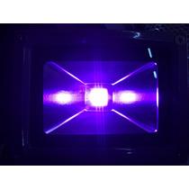 Reflector Led 10w Uv Luz Negra 395-400nm Excelente Precio!