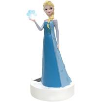 Disney Congelado Elsa Solar Jardín Estatua Patio Decoración