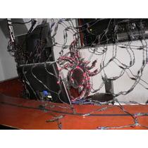 2pack Refacciones Halloween Esqueleto Muerte Telarana