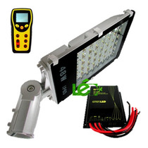 Alumbrado Publico Led Solar Street Light 12v-24v Inteligente