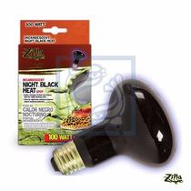 Zilla Foco Spot Night Black Bulb 100 W