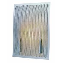 Lámpara Para Pared - Hierro Y Vidrio Acabado Acido - 1 Luz