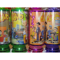 El Chavo Del 8 Recuerdos Centros De Mesa Lamparas Chavo Del8