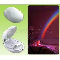 Proyector De Arcoiris Portatil De Led Rainbow Arco Iris Vbf
