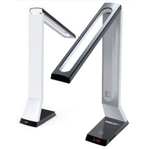Kenko Light Nikken Lámpara Mesa Escritorio Led Blanca