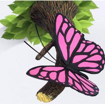 Mariposa Lámpara De Noche 3d