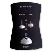 Bluetooth Hub Y Amplificador De Teléfono
