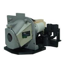 Lámpara Con Carcasa Para Optoma Ep721 Proyector Proyection