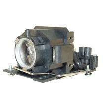 Lámpara Con Carcasa Para Hitachi Cp-x6 / Cpx6 Proyector