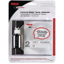 Discwasher Rd1142 Cd / Dvd Láser Limpiadores De Lentes (2-b