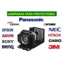 Lampara Proyector Infocus Optoma Nec 3m Epson Benq Sony
