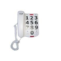 Botón Grande Teléfono 40db Volumen Del Auricular