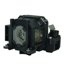 Lámpara Con Carcasa Para Epson Powerlite 1705c Proyector