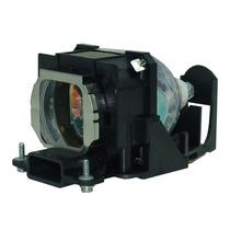 Lámpara Con Carcasa Para Panasonic Etlac80 Proyector