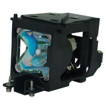 Lámpara Con Carcasa Para Panasonic Etlac75 Proyector