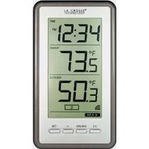 La Crosse Technology Ws-9160u-it Termómetro Digital Con Inte